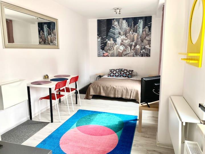 Apartament typu studio 6
