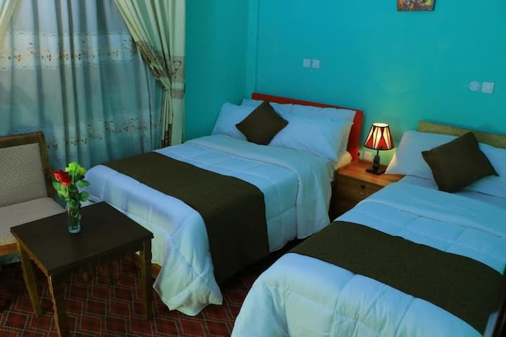 Keba Guesthouse, with free airport pickup & WiFi