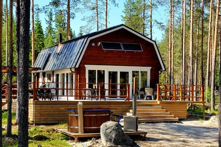 ForRest in Sweden - Unikt boende mitt i skogen