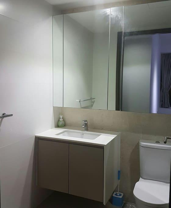 Common Washroom