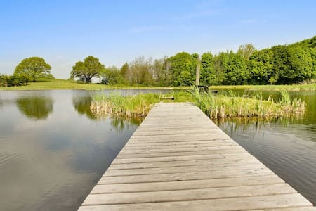 Idyllic farm stay 30min from Aarhus - Skanderborg