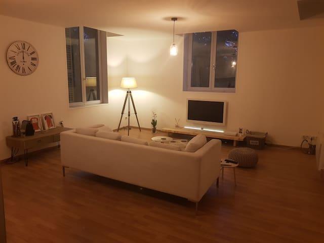Appartement au sein d un manoir a 5 min d' Amiens