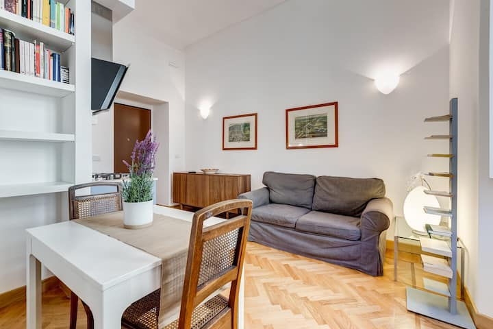 Little and loving apartment in the center of Rome