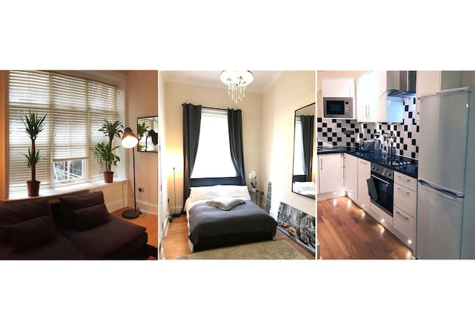 COVENT GARDEN 1 BEDROOM FLAT
