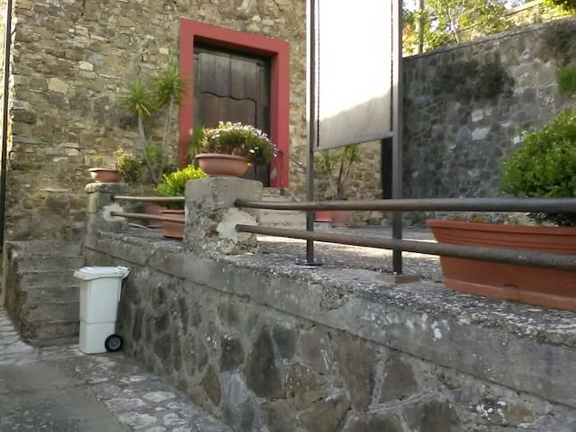 Casa x vacanza mare e monti - Torchiara - Hus