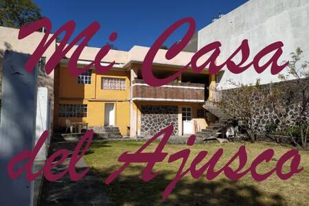 Mi casa del Ajusco