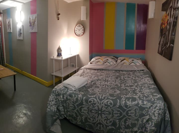 Private Room#2 @ Lets Bunk Hostel