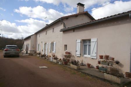 Chez gillou à la campagne - Vançais - House