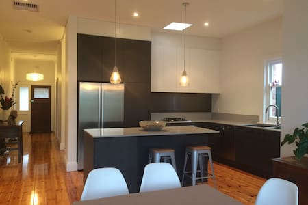 City-fringe, quiet home away from home in Parkside