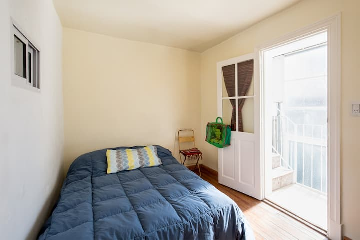 Nice double room Palermo Hollywood