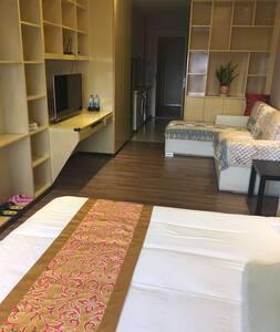 微家公寓 - Guangzhou - Apartament