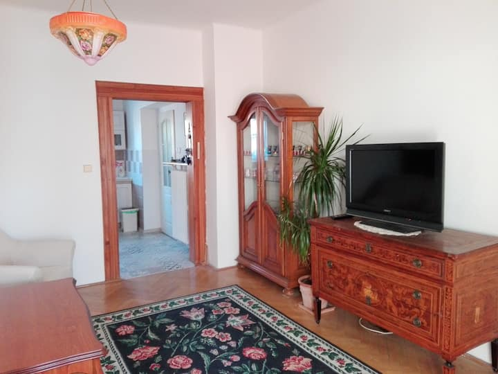 Spacious apartment, Prague 9