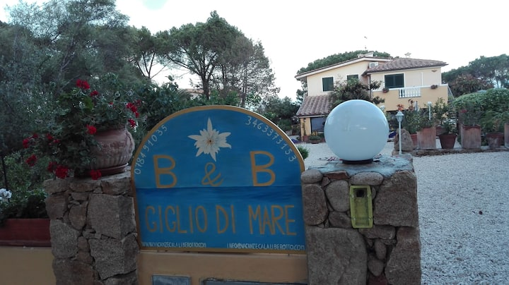 B&B Giglio di Mare - Sos Alinos. Orosei