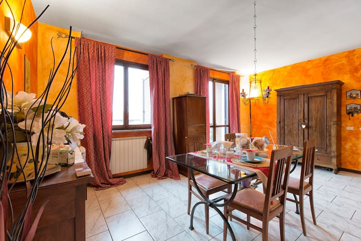 Bed and Breakfast La casa di Miele - Marcignago - Wikt i opierunek