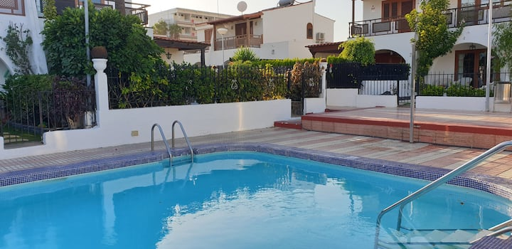 Villa & Pool, 3 rooms, 8 beds, Playa Inglès Dunas