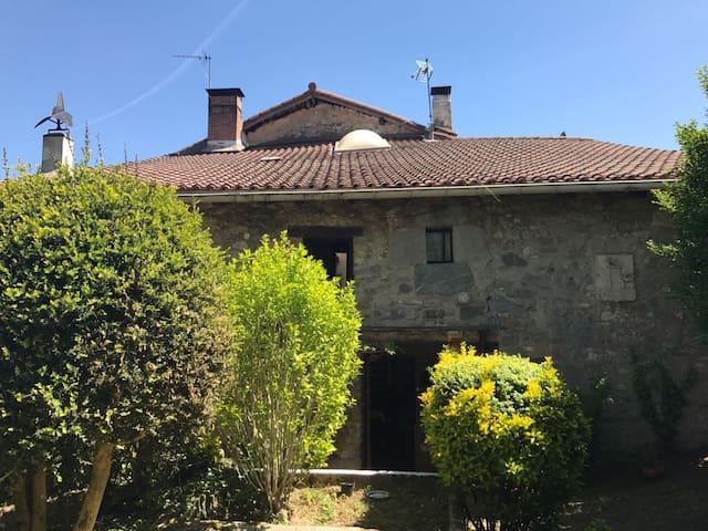 PRECIOSA CASA RURAL EN ALKIZA - Alkiza - Rumah