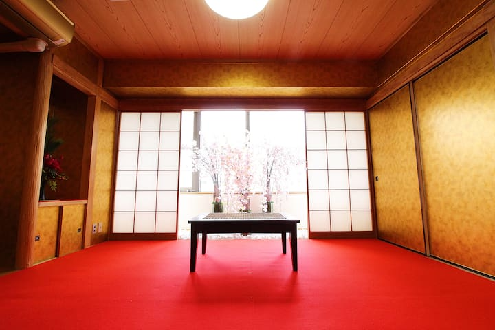 3BEDROOMS with GOLDEN TEAROOM @ ROPPONGI 2MIN! - Minato - Apartamento