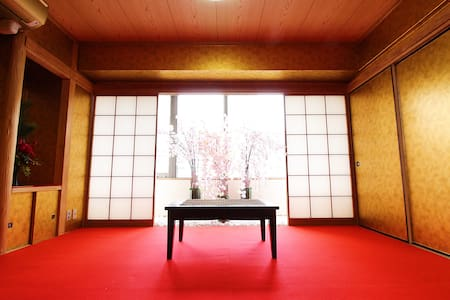 3BED ROOMS with GOLDEN TEAROOM @ ROPPONGI / GINZA - Minato