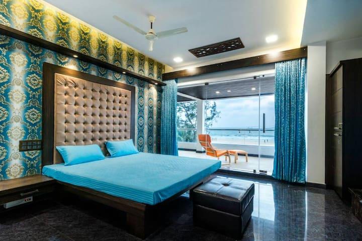 Raj Sea Front beach resort