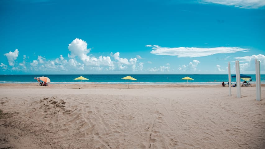 """"""" My Little Spot on the Beach"""""""