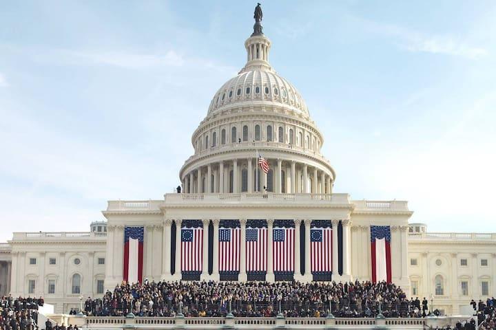 Capitol Hill Prime Location for Inauguration - Washington - Apartment