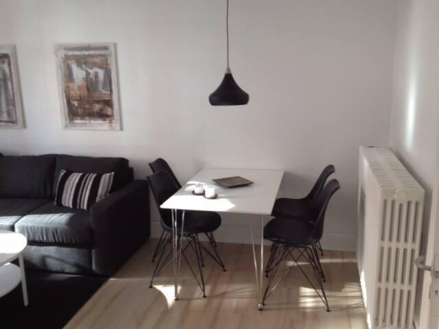 Komplet lejlighed i centrum af Esbjerg - Esbjerg - Departamento