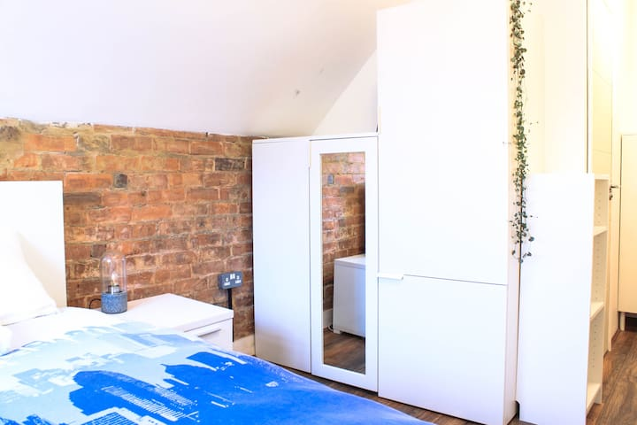 En-Suite Room (Private Bathroom), 1 min To Station