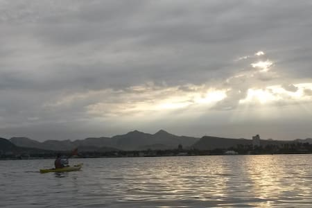 Casa Playerito! A block from beach and kayaks - La Paz