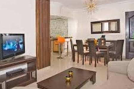 2 bedrooms apartment in a compound, 6th october - Apartment