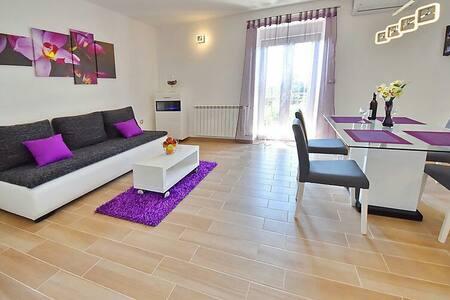 Orchidea Apartment 2+2 Garden Residence***** - Pobri - Apartamento