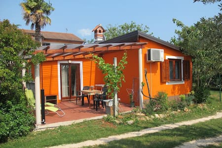 One bedroom house with terrace Barići, Umag (K-13795)