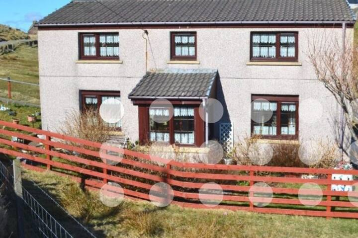Whole house in Cromore, Isle of Lewis