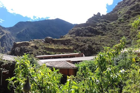 TRIPLE PRIVADA - Ollantaytambo - Hostel