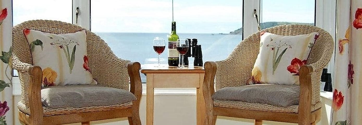 Sea View Cottage, Penzance - Penzance - Hus