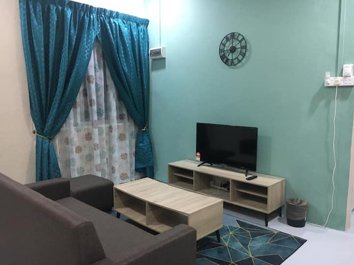 Nuruls Homestay, a cozy home for a small family