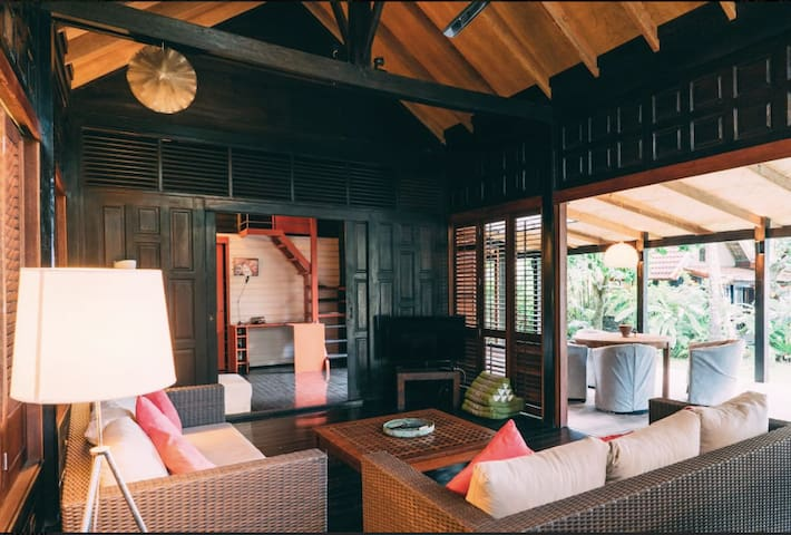 Beach Front, Garden House, Lipa Noi - Ko Samui - Wohnung