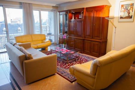 Airbnb in de buurt van Center & Europese Wijk