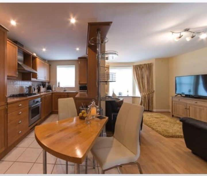 Beautiful 2 bedroom apartment Chester
