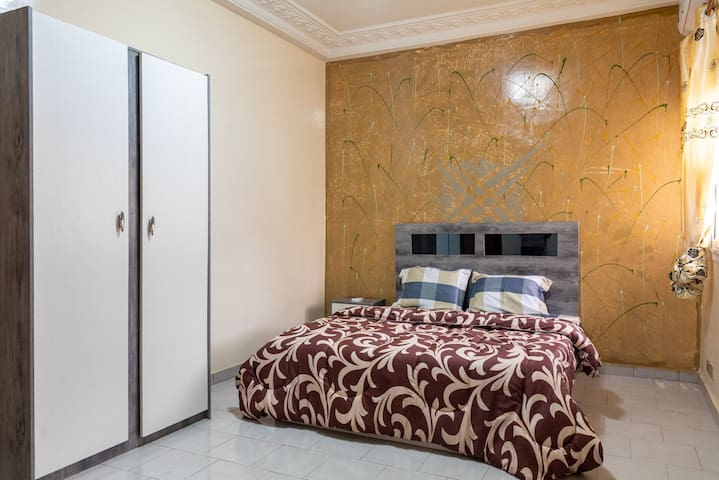 Apartment Oussey: wonderful place in the city