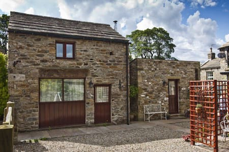 Barn Conversion in Lovely Wensleydale Village