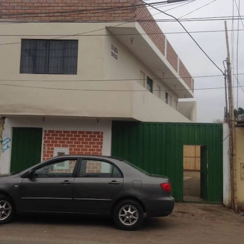 Casa en Pueblo de Mala / La Huaca KM 85 Pan. Sur - Mala District - บ้าน