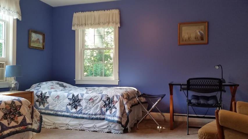 Peaceful, Comfortable, Quiet