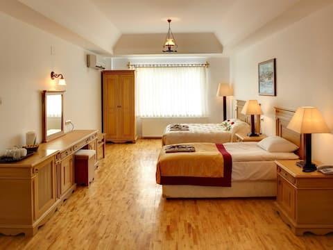Uc Kisilik Oda - Ugurlu Thermal Resort SPA
