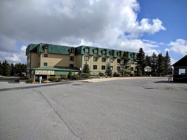 Top of the World Great Ski-in Ski-Out Condo - Snowshoe - Apartment