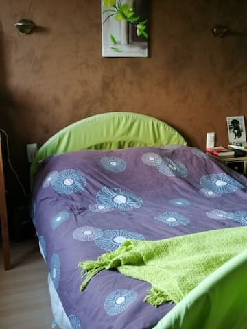 chambre dans appartement de ville