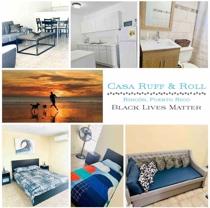 Casa Ruff & Roll | Pet Friendly (Beach in 5 min)