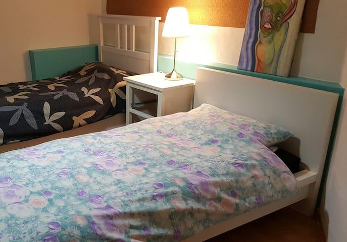 Zimmer mit gemeinsamen Bad - Leipzig - Wohnung