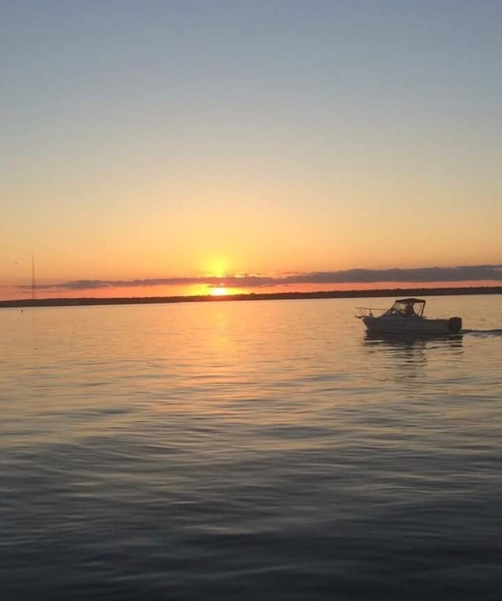Sunset Cruise on Shinnecok Bay