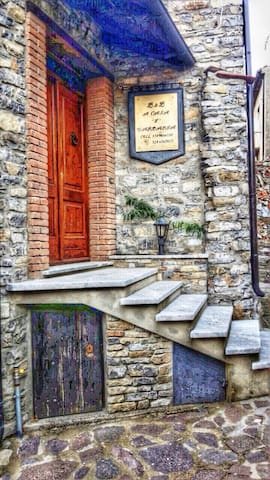 B&B A casa i Garbaria - San Lorenzo Bellizzi - Bed & Breakfast