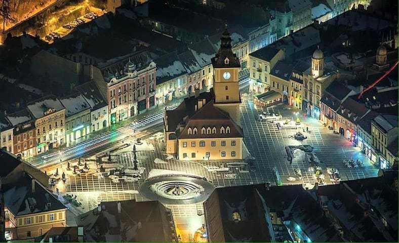 Great place in the Old City Center - Brașov